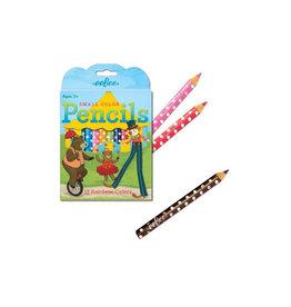 eeBoo Small Color Pencils Circus Afternoon