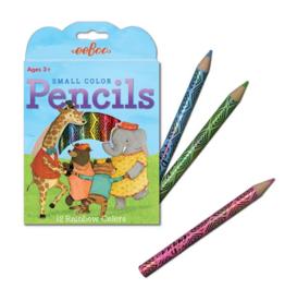 eeBoo Small Color Pencils Happy Day