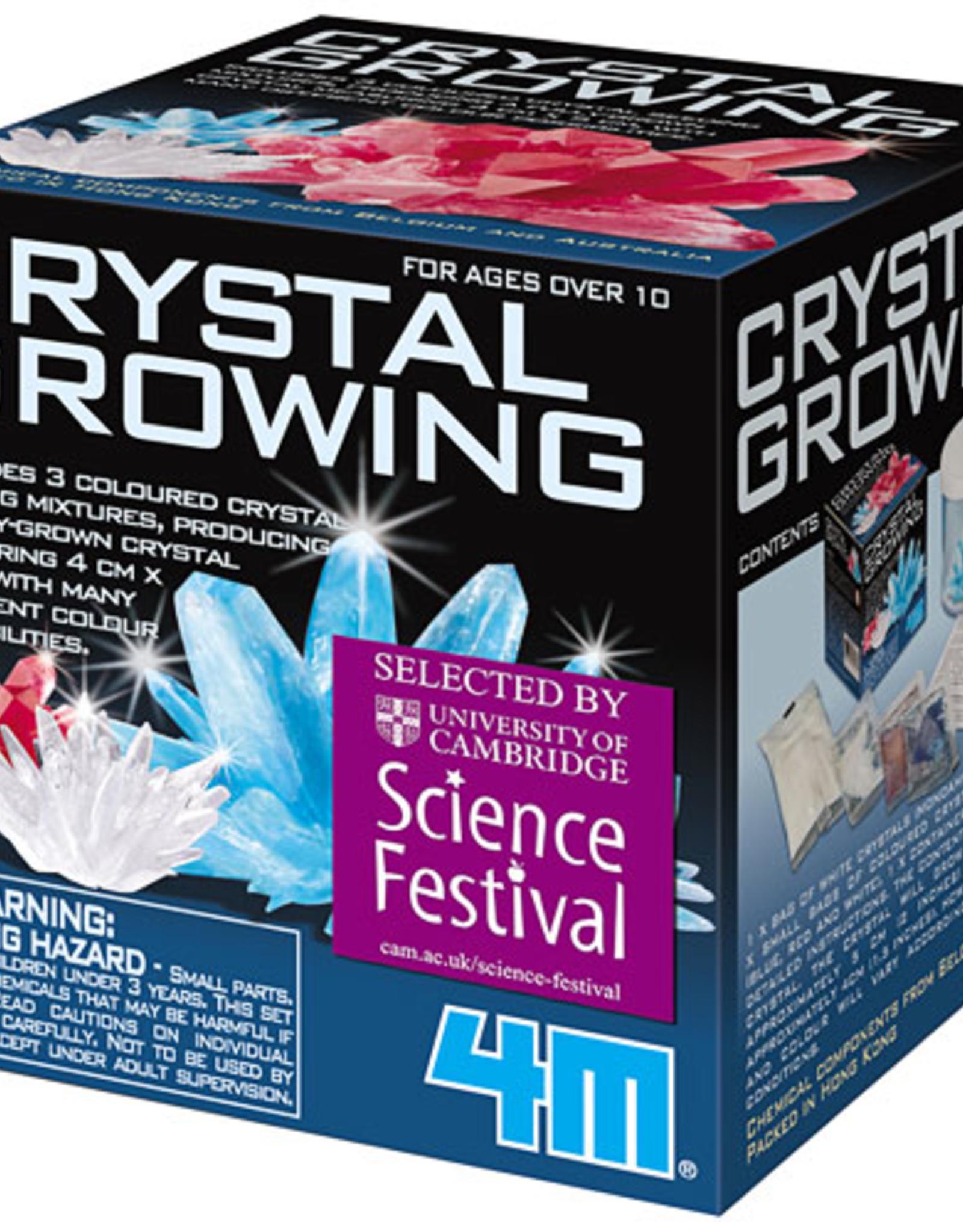 Toysmith Crystal Growing Kit