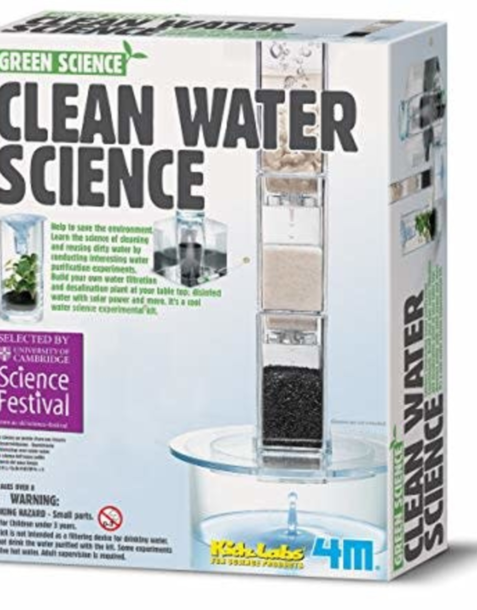 Toysmith Clean Water Science