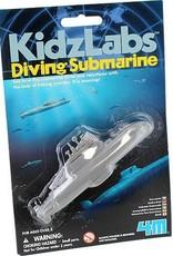 Diving Submarine