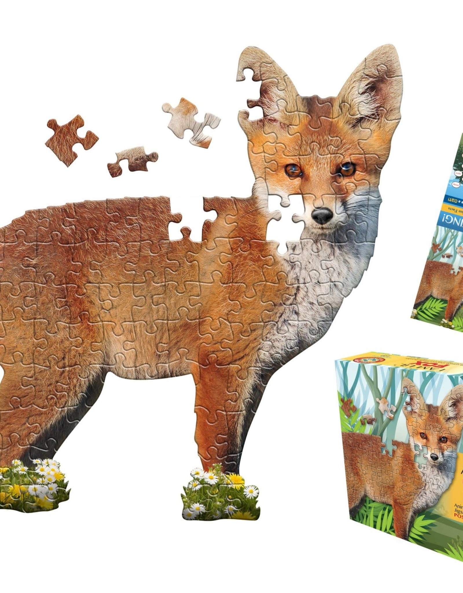 I Am Lil' Fox 100 Piece Puzzle