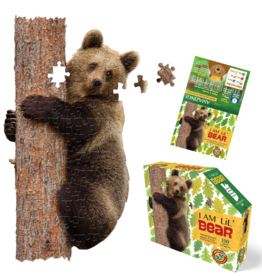 Madd Capp Puzzles I Am Lil' Bear 100 Piece Puzzle