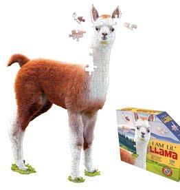 Madd Capp Puzzles I Am Lil' Llama 100 Piece Puzzle