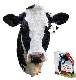Madd Capp Puzzles I Am Mini Cow 300 Piece Puzzle