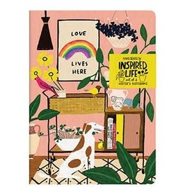 Chronicle Books Inspired Writer's Notebooks (Set of 2)