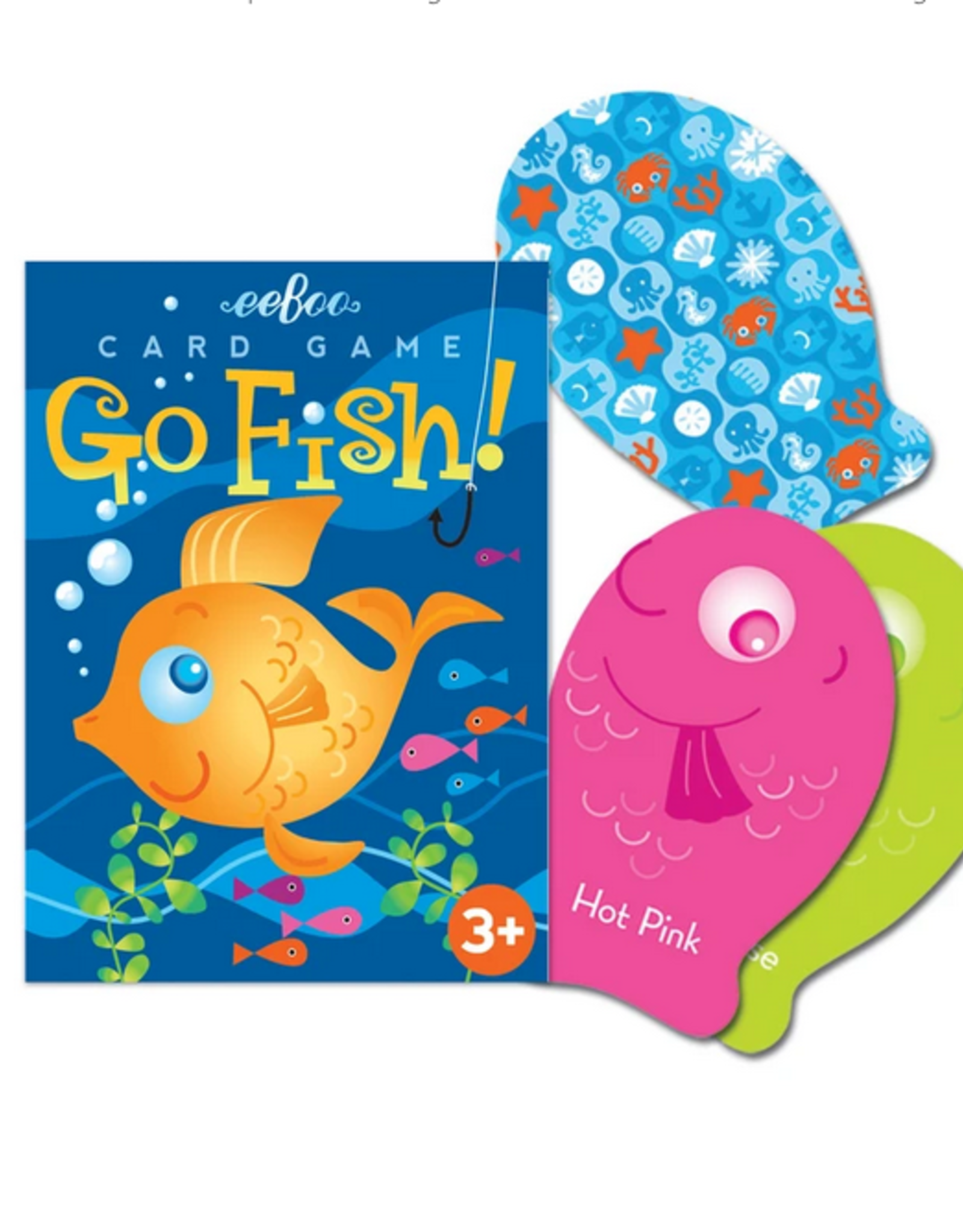 Go Fish Playing Cards 2nd Edition