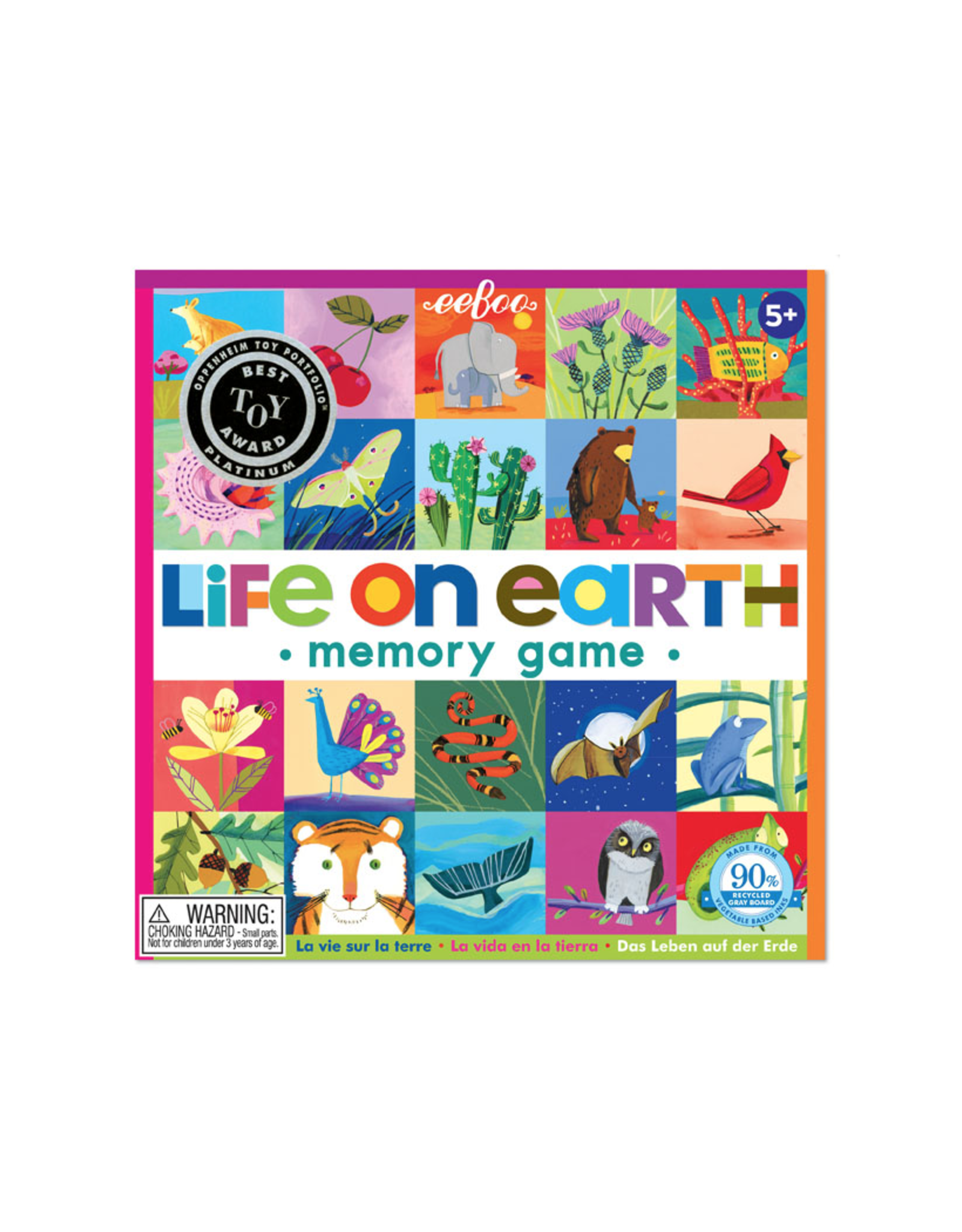 Life on Earth Memory & Matching