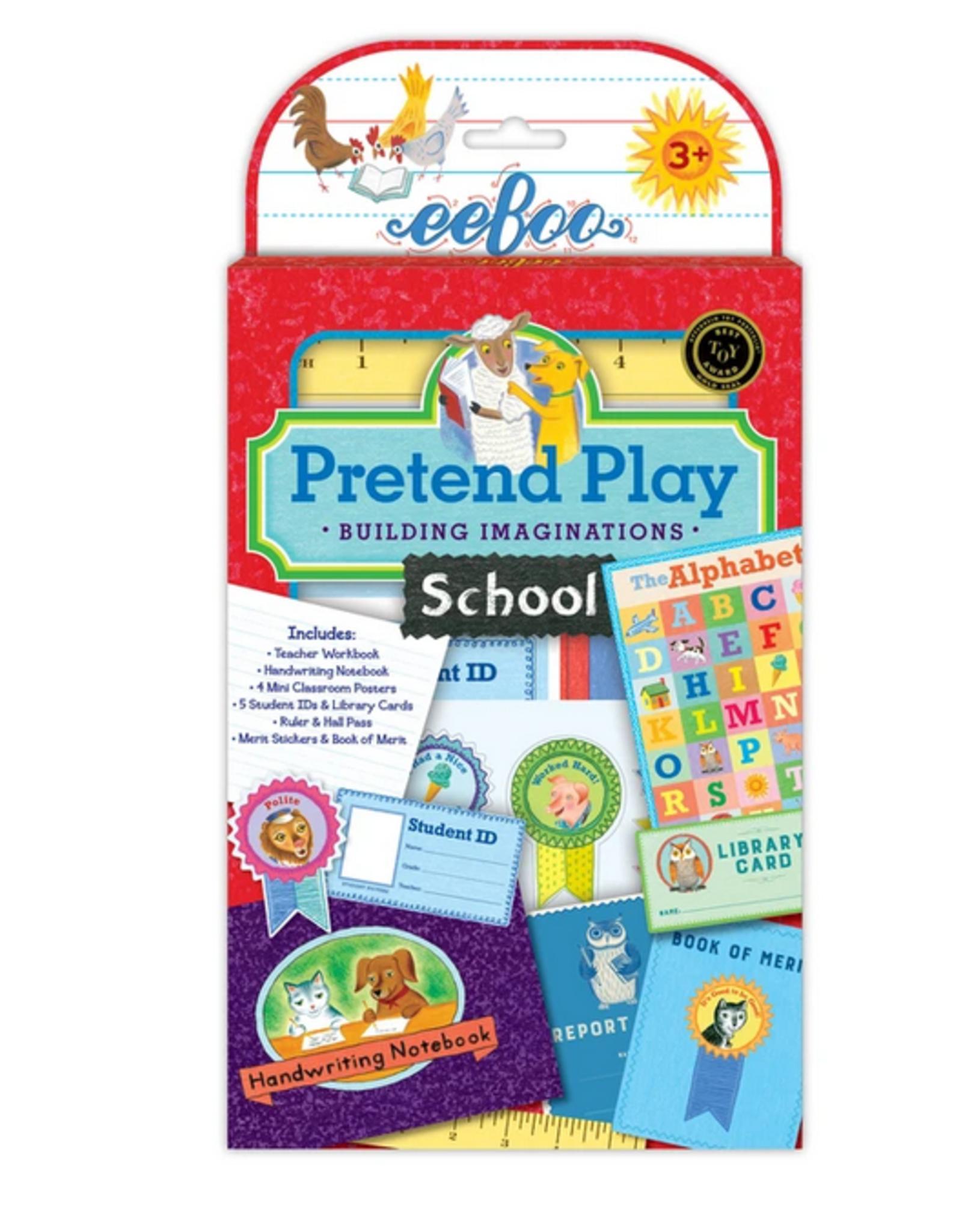 School Pretend Play