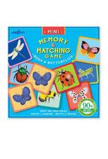 Mini Memory Game - Bugs & Butterflies