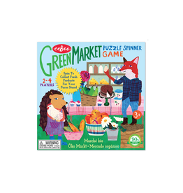 Green Market Puzzle Spinner Game