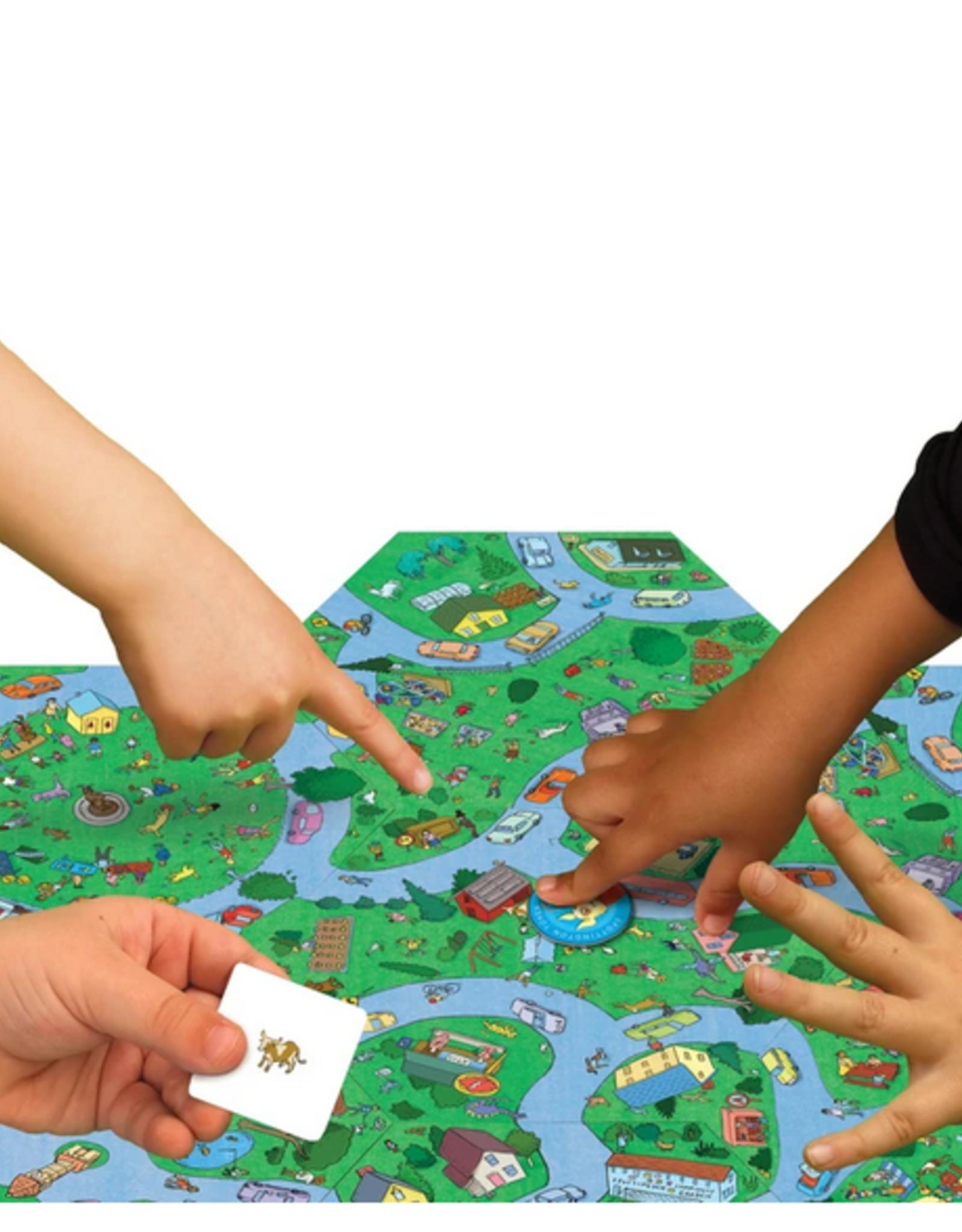 Spottington Board Game