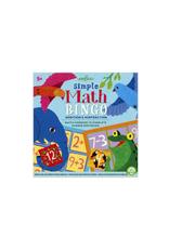 Simple Math Bingo - Addition & Subtration