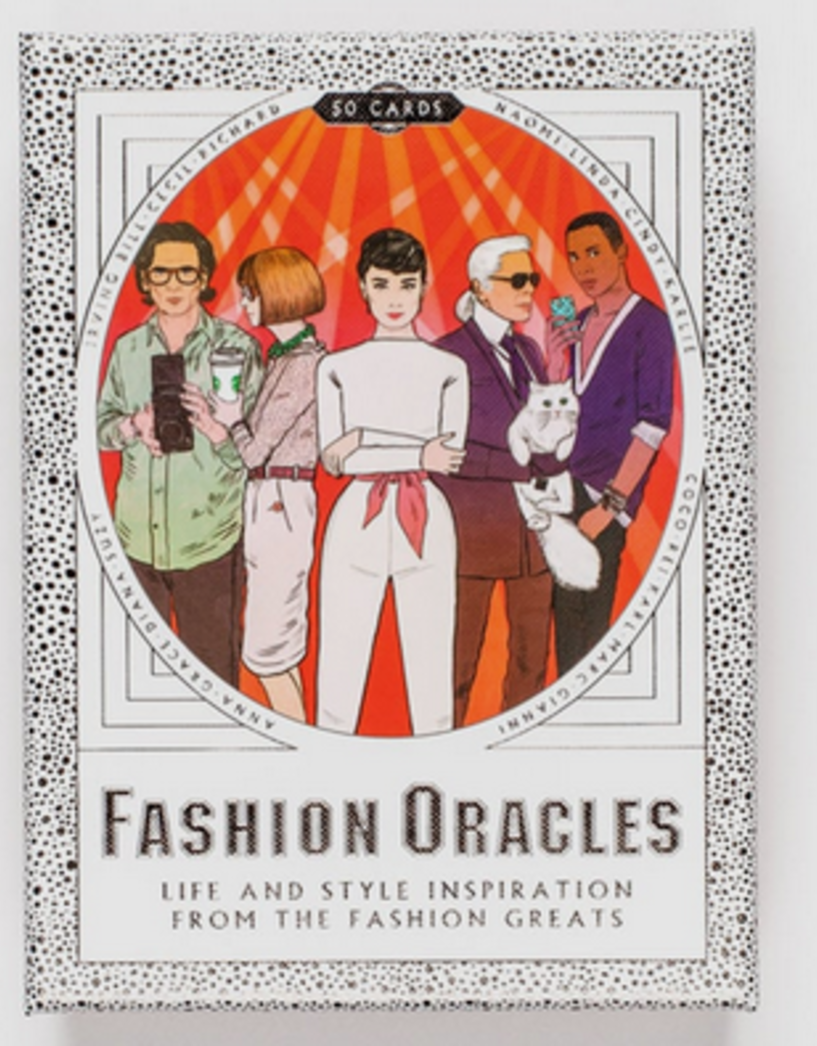 Hachette Book Group Fashion Oracles