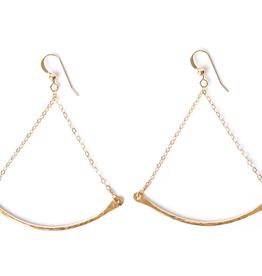 Adorn512 Scales Earrings