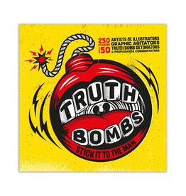 Truth Bombs Sticker Book