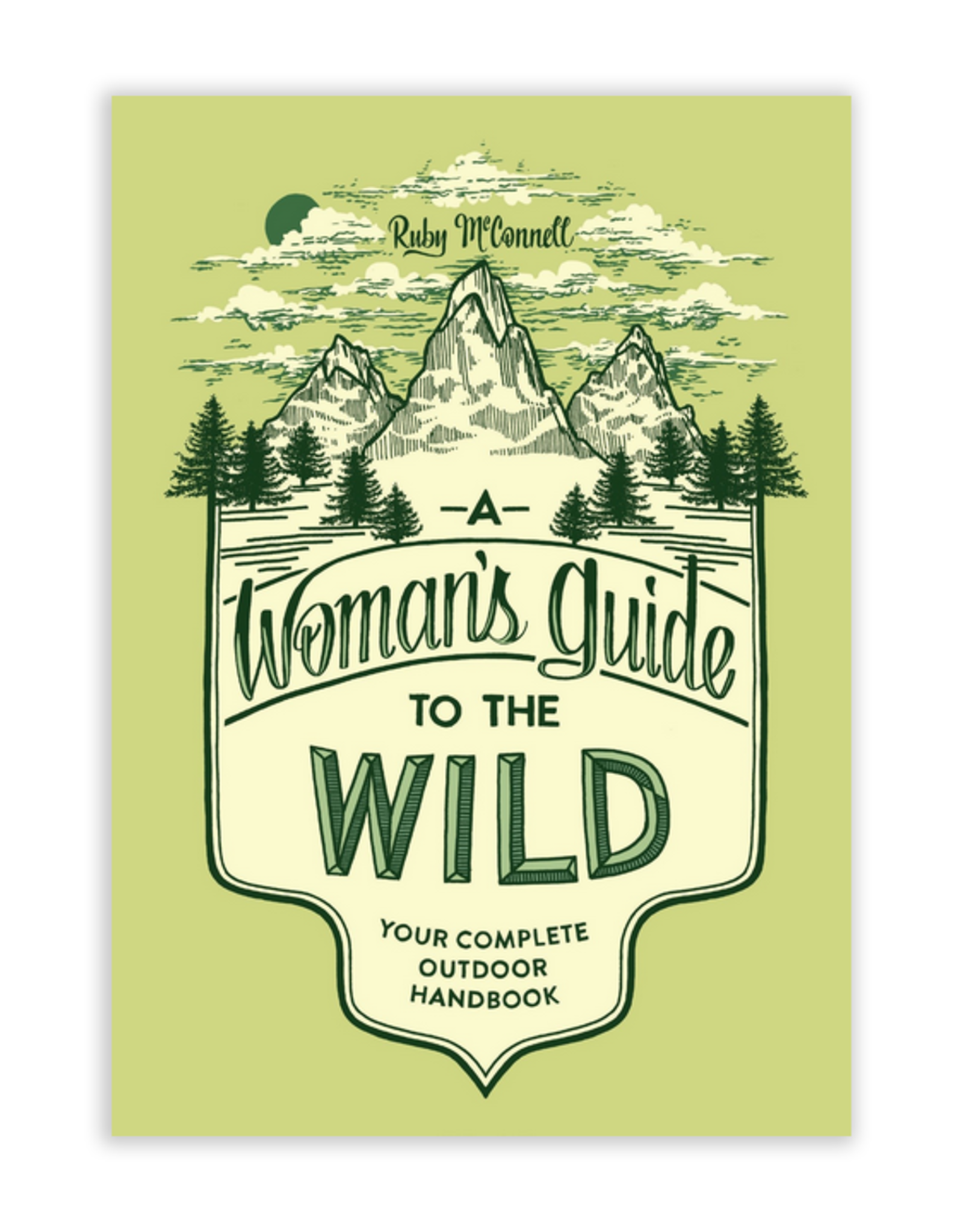 Women's Guide To The Wild Book