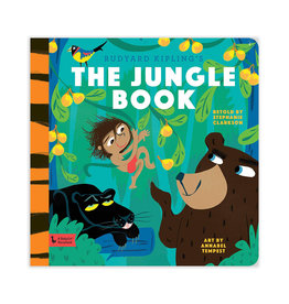 Gibbs Smith Jungle Book Baby Lit Storybook