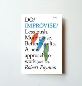 Do / Improvise Book