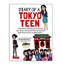 Ingram Diary of a Tokyo Teen