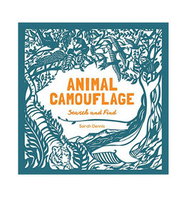 Chronicle Books Animal Camouflage