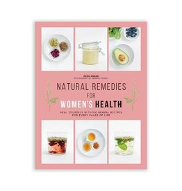 Chronicle Books Natural Remedies for Women's Health