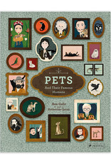 Prestel Publishing Pets and Their Famous Humans