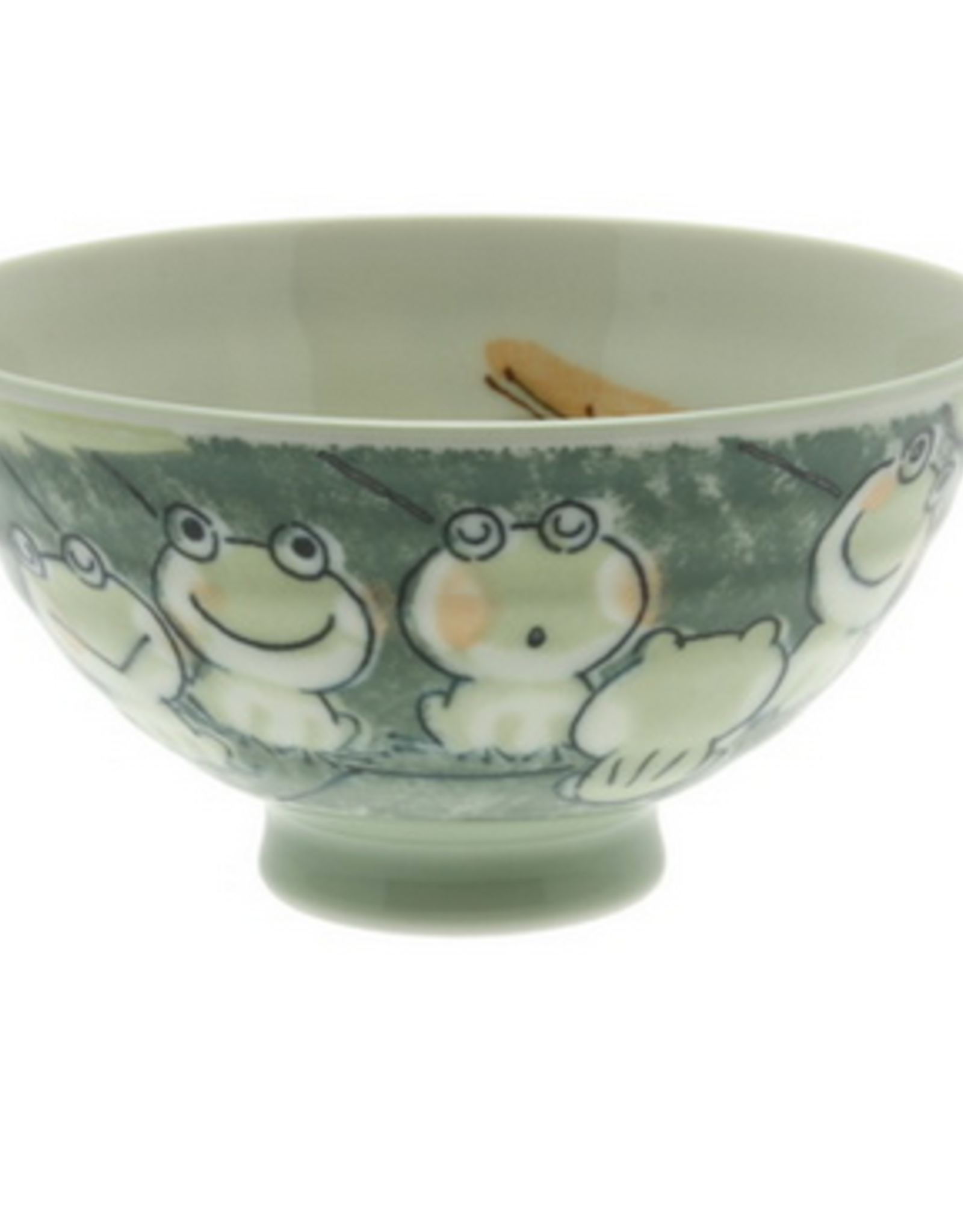 Chorus of Frogs Rice Bowl