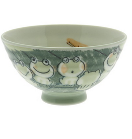 Chorus of Frogs Rice Bowl