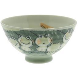 Kotobuki Chorus of Frogs Rice Bowl