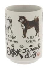 Saki Cup - Japanese Dogs