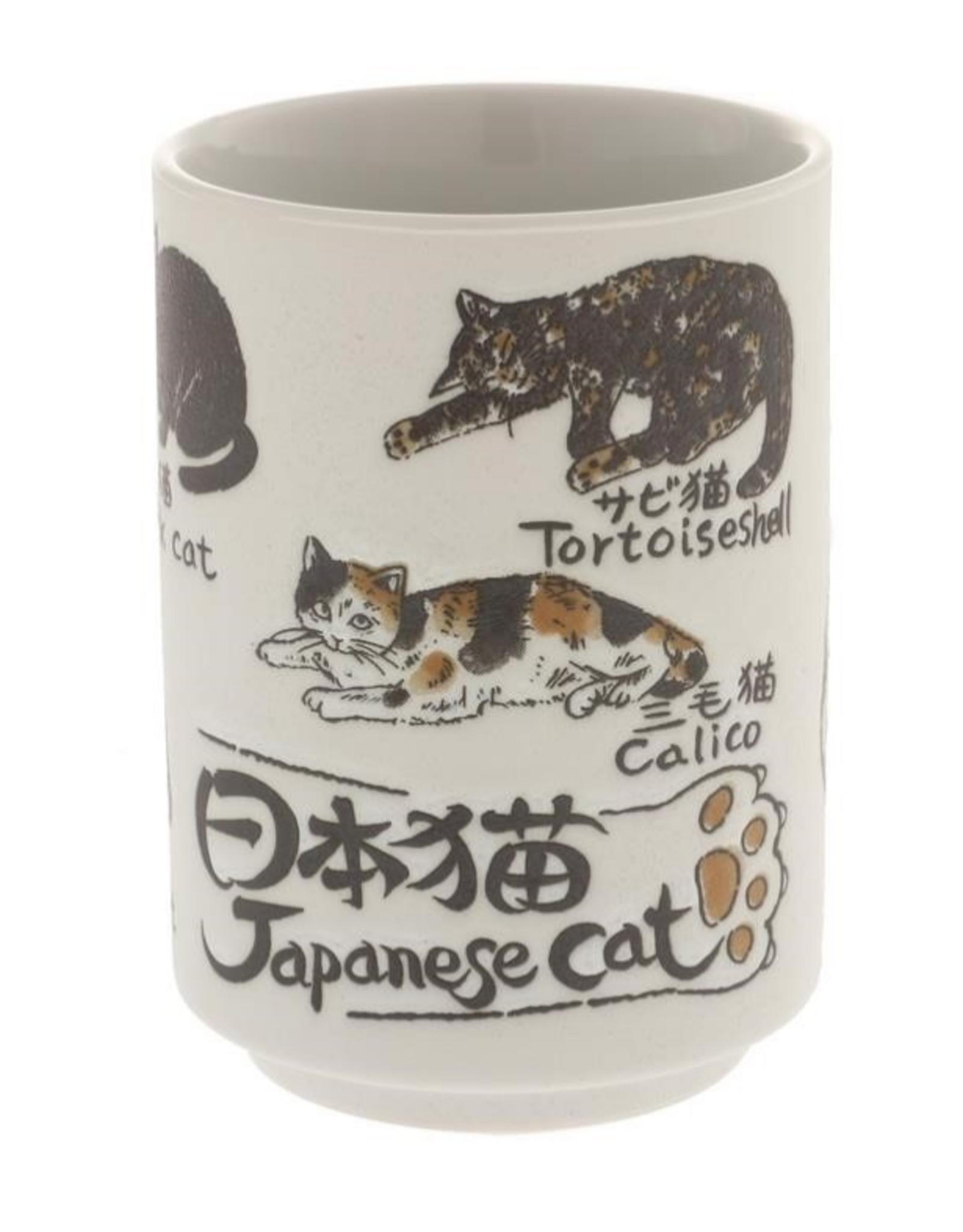 Saki Cup - Japanese Cats