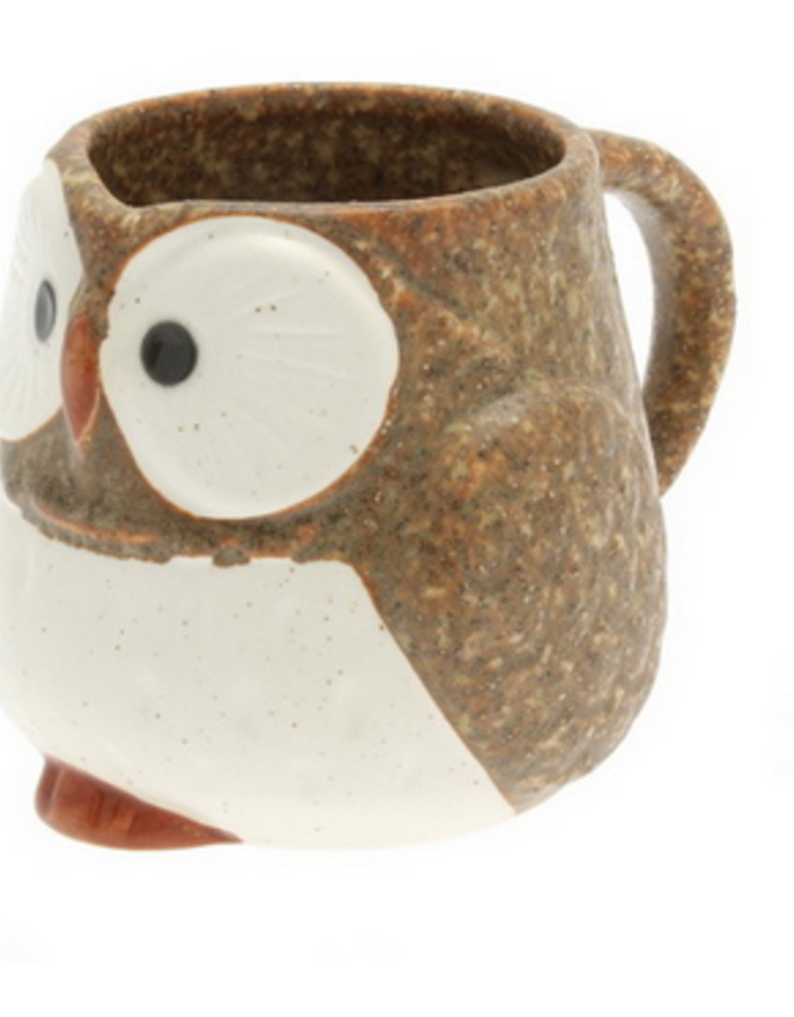 Owl Mug - Brown