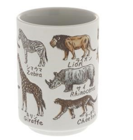 Kotobuki Sushi Cup - African Animals