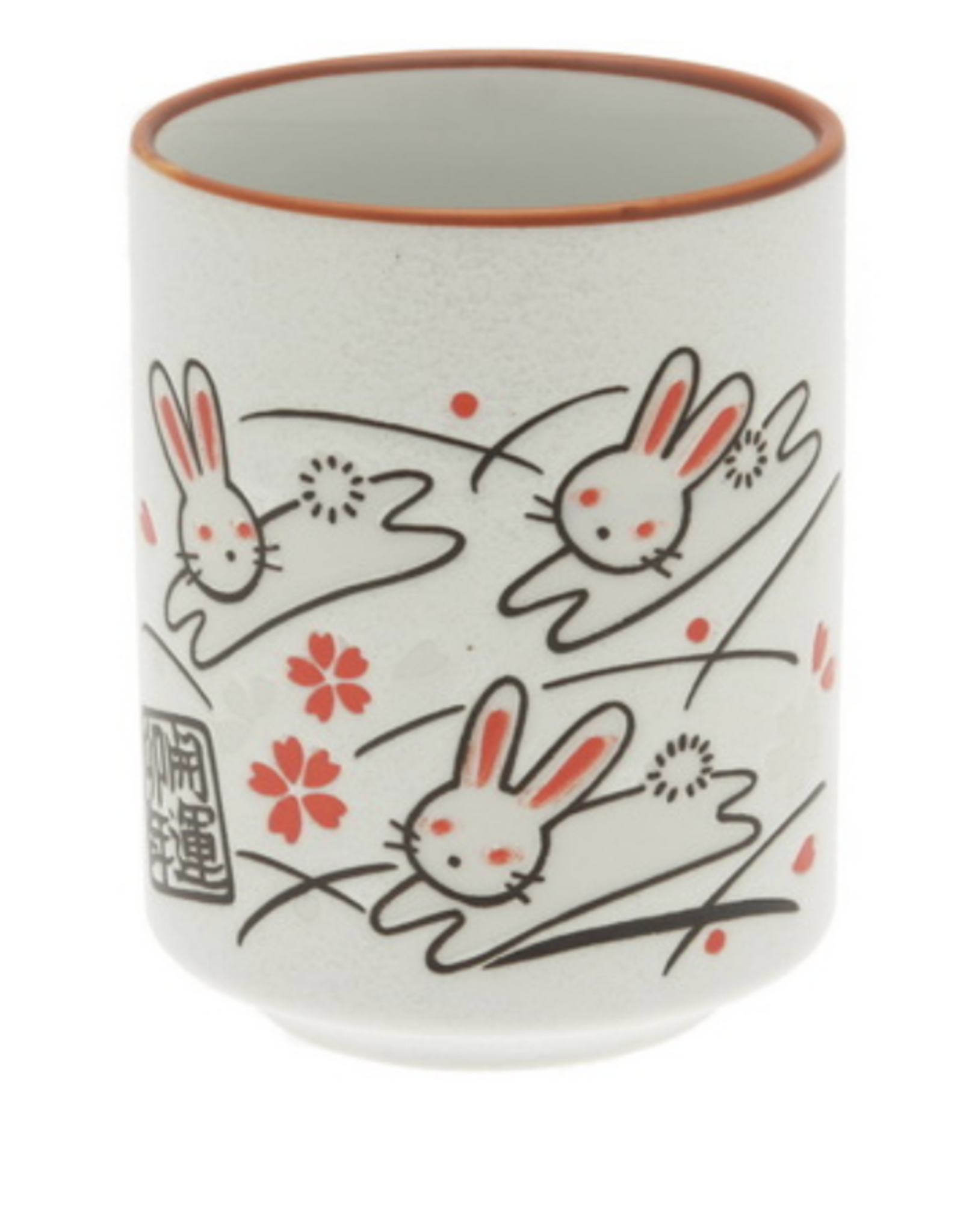 Sushi Cup - Lucky Rabbit Trio