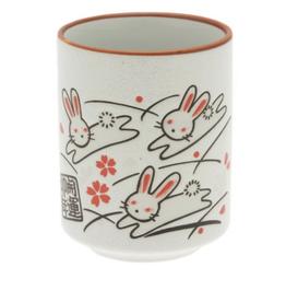 Kotobuki Sushi Cup - Lucky Rabbit Trio