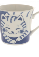 Affectionate Tabby Cat Mug