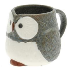 Kotobuki Owl Mug - Blue