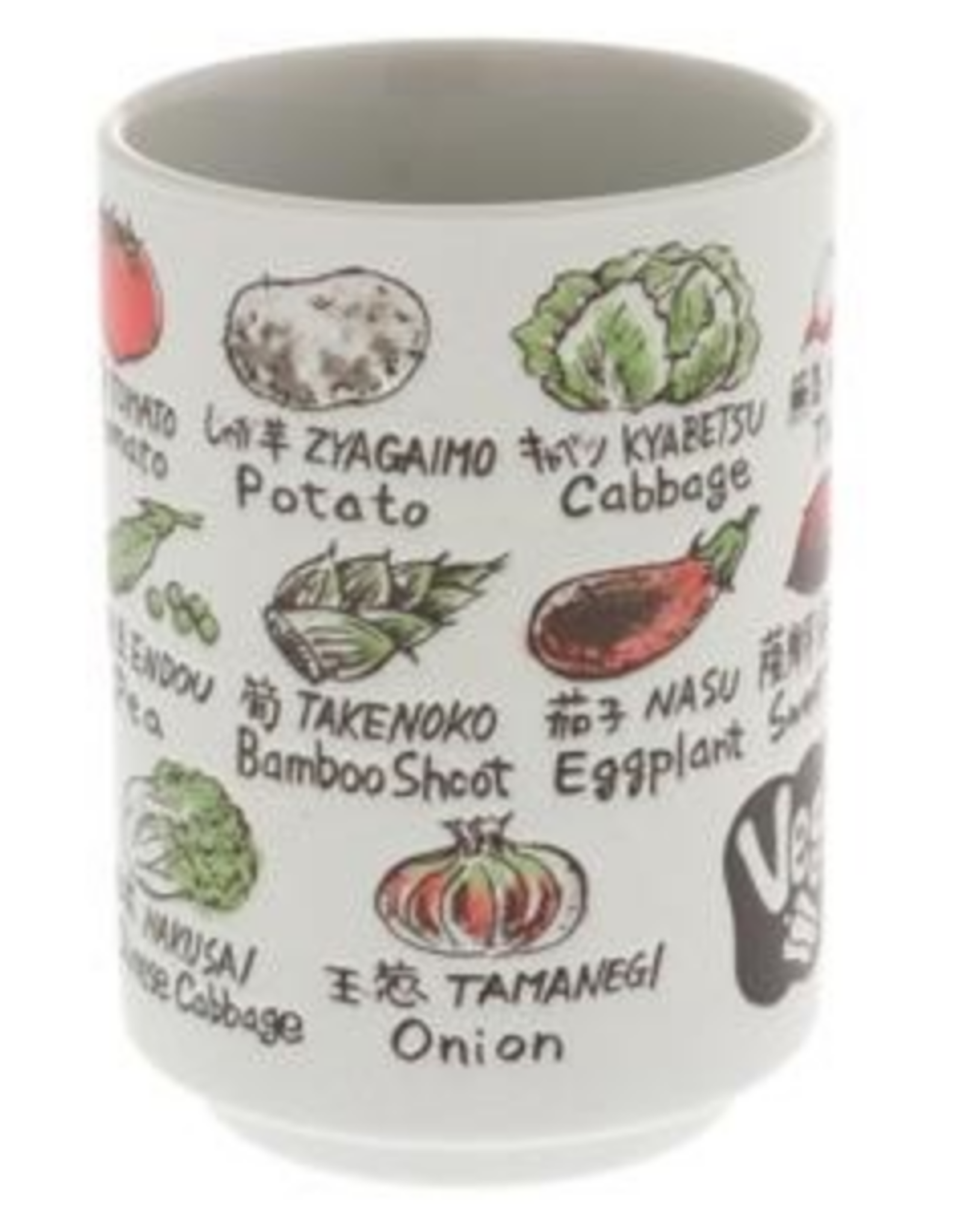 Sushi Cup - Vegetables