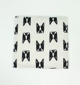 Dana Herbert Accessories Lavender Small Heat Wrap : French Bulldog