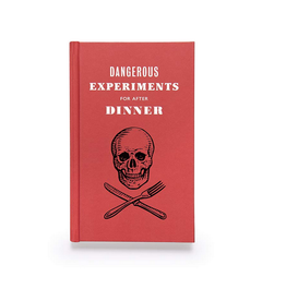Laurence King Publishing The Book of Dangerous Experiments For After Dinner