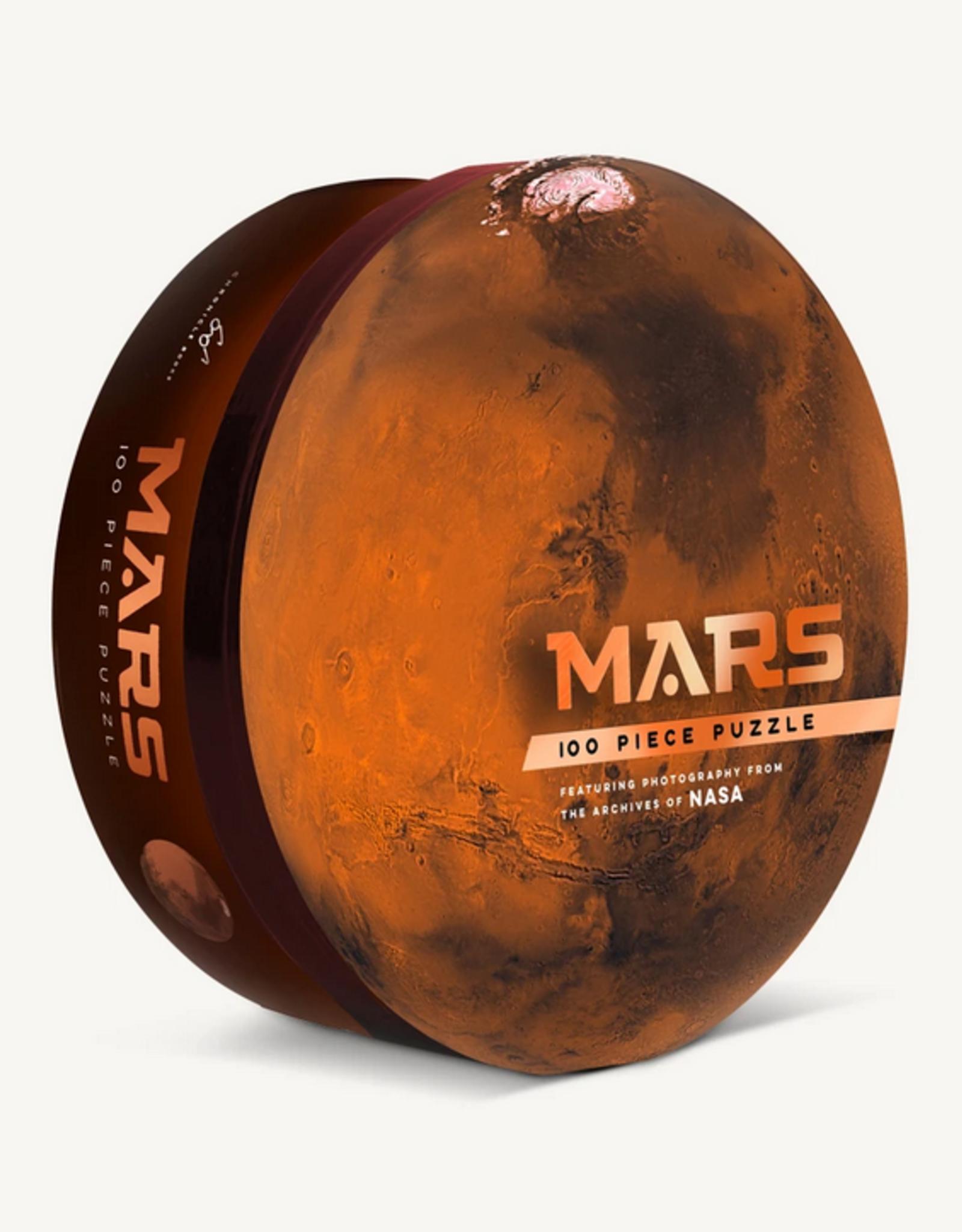 Mars : 100 Piece Puzzle