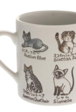 Favorite Cats Mug