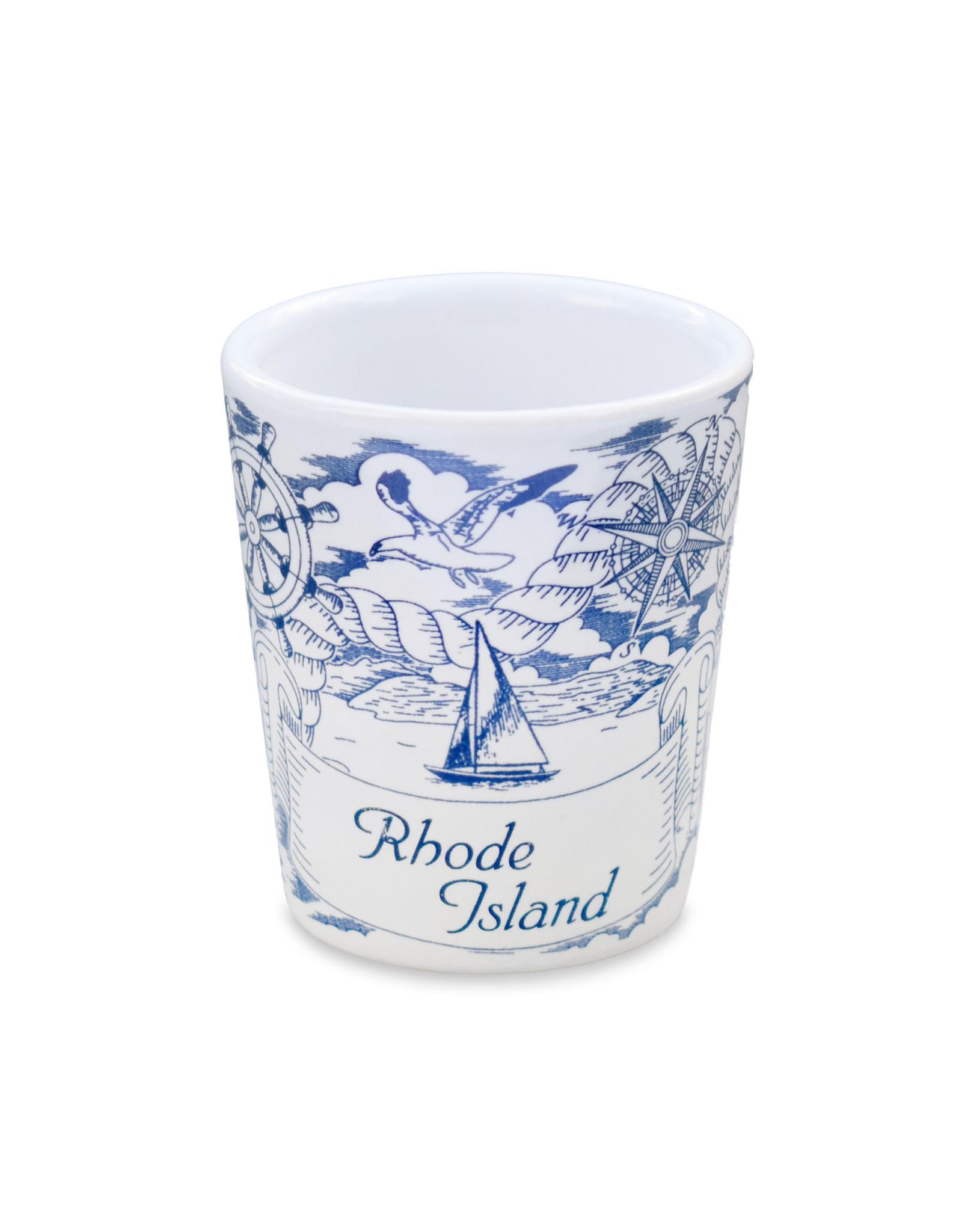 RI Ceramic Shot Glass