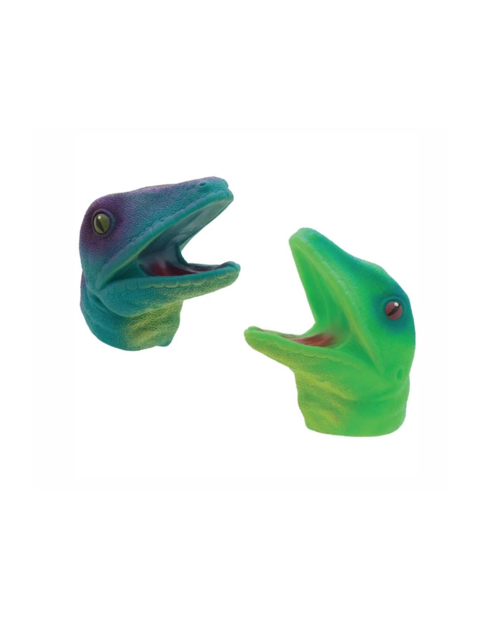 Lizard Hand Puppet