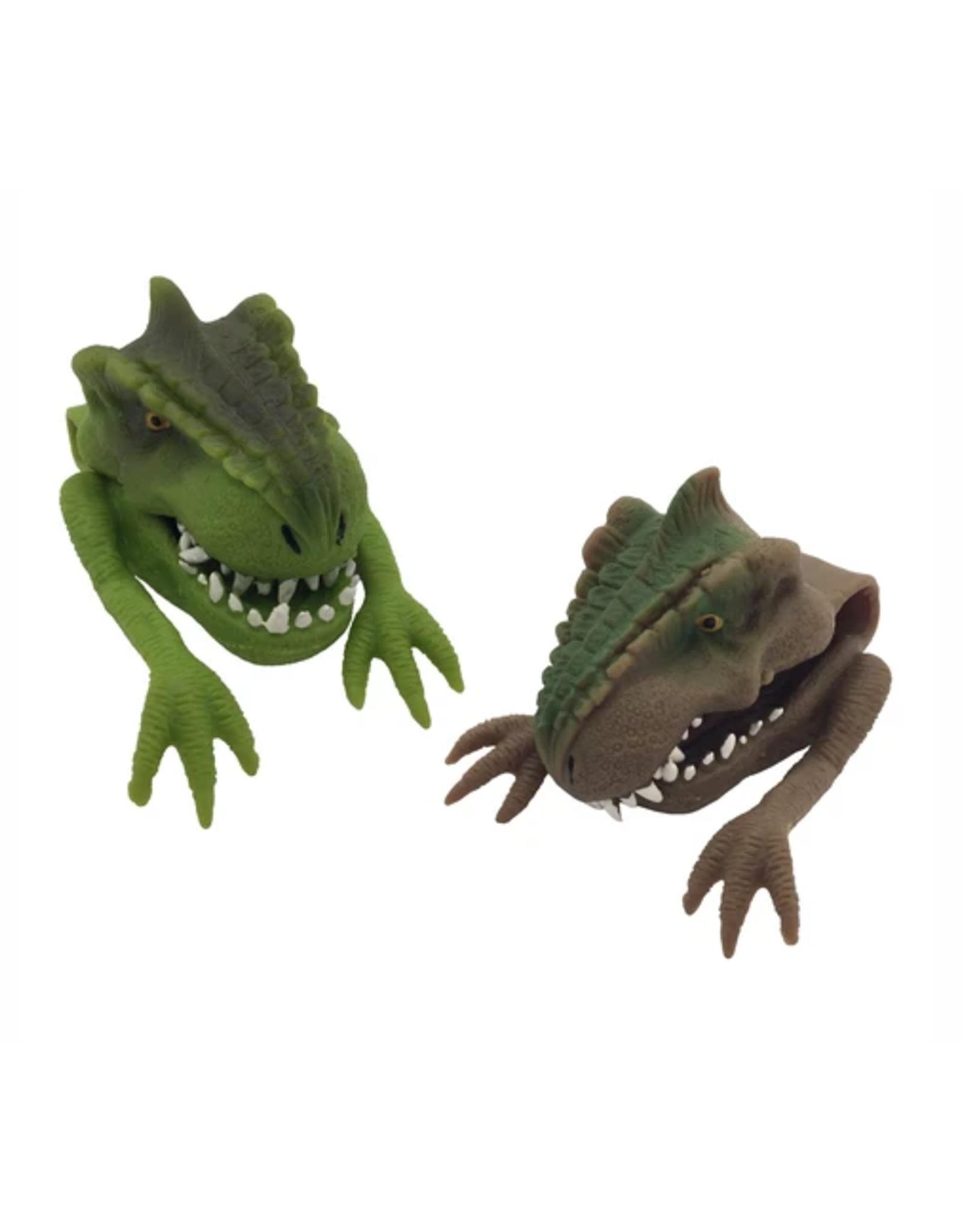Dinosaur Finger Puppet