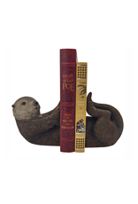 Otto Otter Bookends
