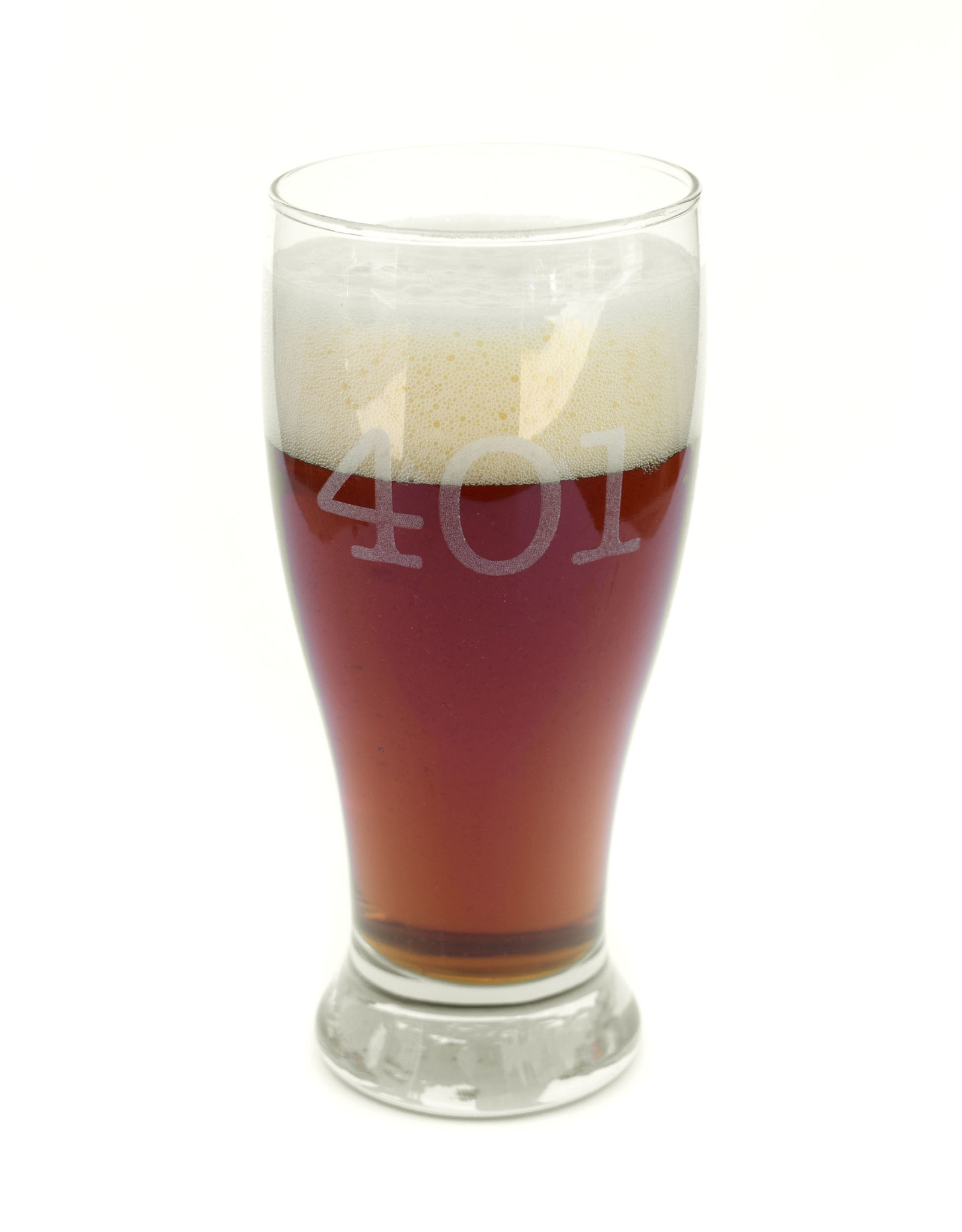 Sarah Tomasso Anchor 401 Pilsner Glass