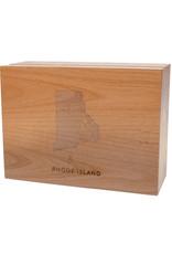 Rhode Island Keepsake Box