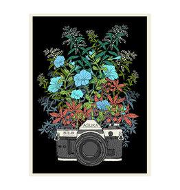 Flower Camera Print
